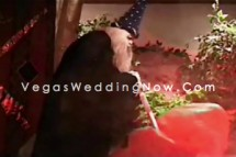 heiraten in las vegas white chapel