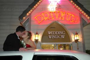 Las Vegas Drive Thru Weddings